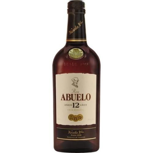 Ron Abuelo 12yo Rum