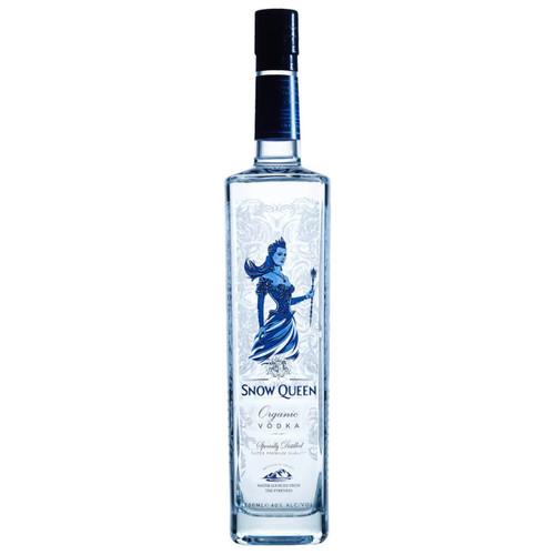 Snow Queen Organic Vodka