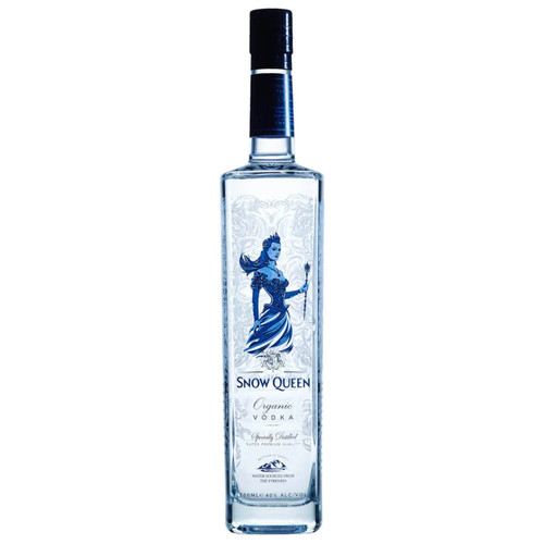 Snow Queen Organic Vodka