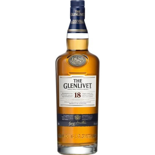 The Glenlivet 18yo Single Malt