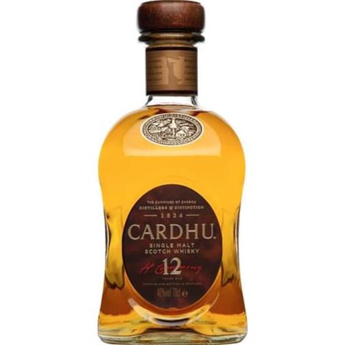 Cardhu 12yo Single Malt