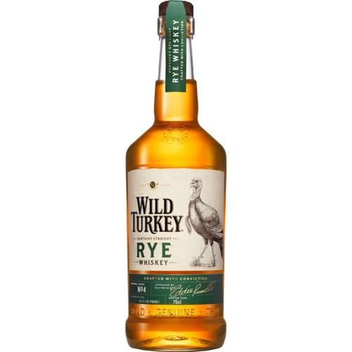 Wild Turkey Straight Rye