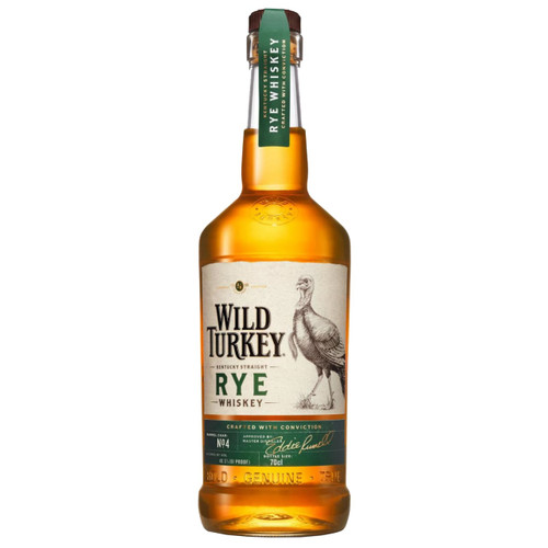 Wild Turkey Straight Rye