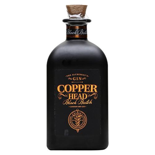 Copperhead Black Batch Gin