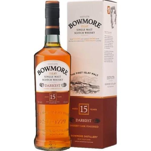 Bowmore 15yo Single Malt