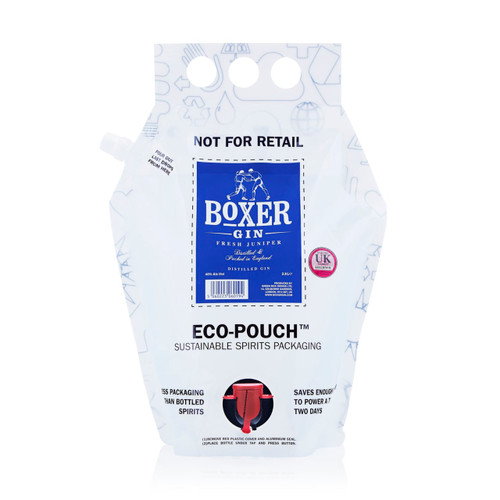 Boxer Gin Refill Pack 2.8L
