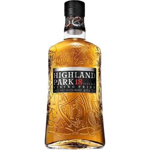 Highland Park 18yo Single Malt Viking Pride