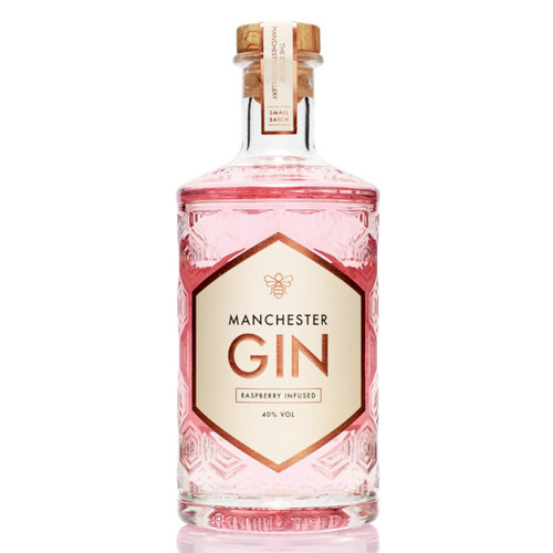 Manchester Gin Raspberry Infused