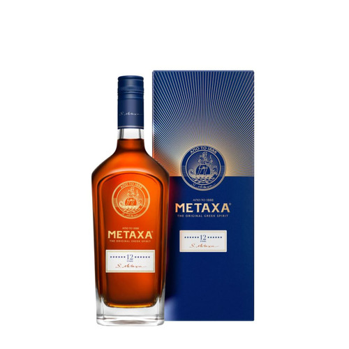 Metaxa 12 Stars Brandy