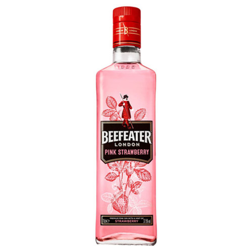 Beefeater Strawberry Pink Gin