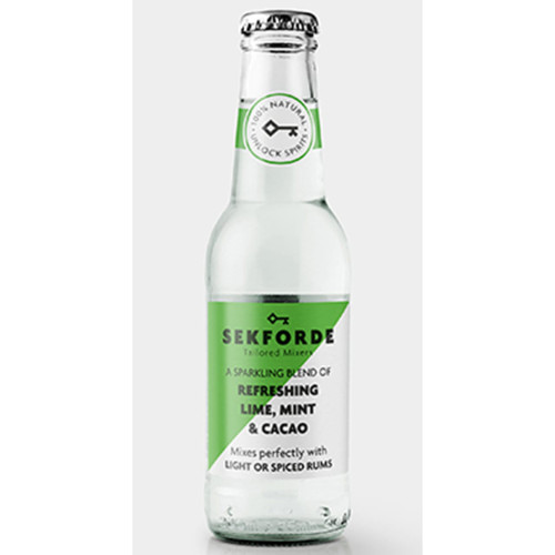 Sekforde Botanical Mixer for Rum Pack of 12 x 20cl