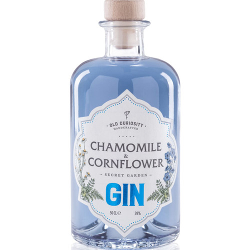 Old Curiosity Chamomile & Cornflower Gin