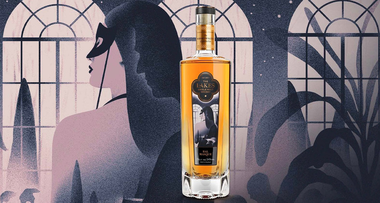 The Lakes Whisky Bal Masque Edition