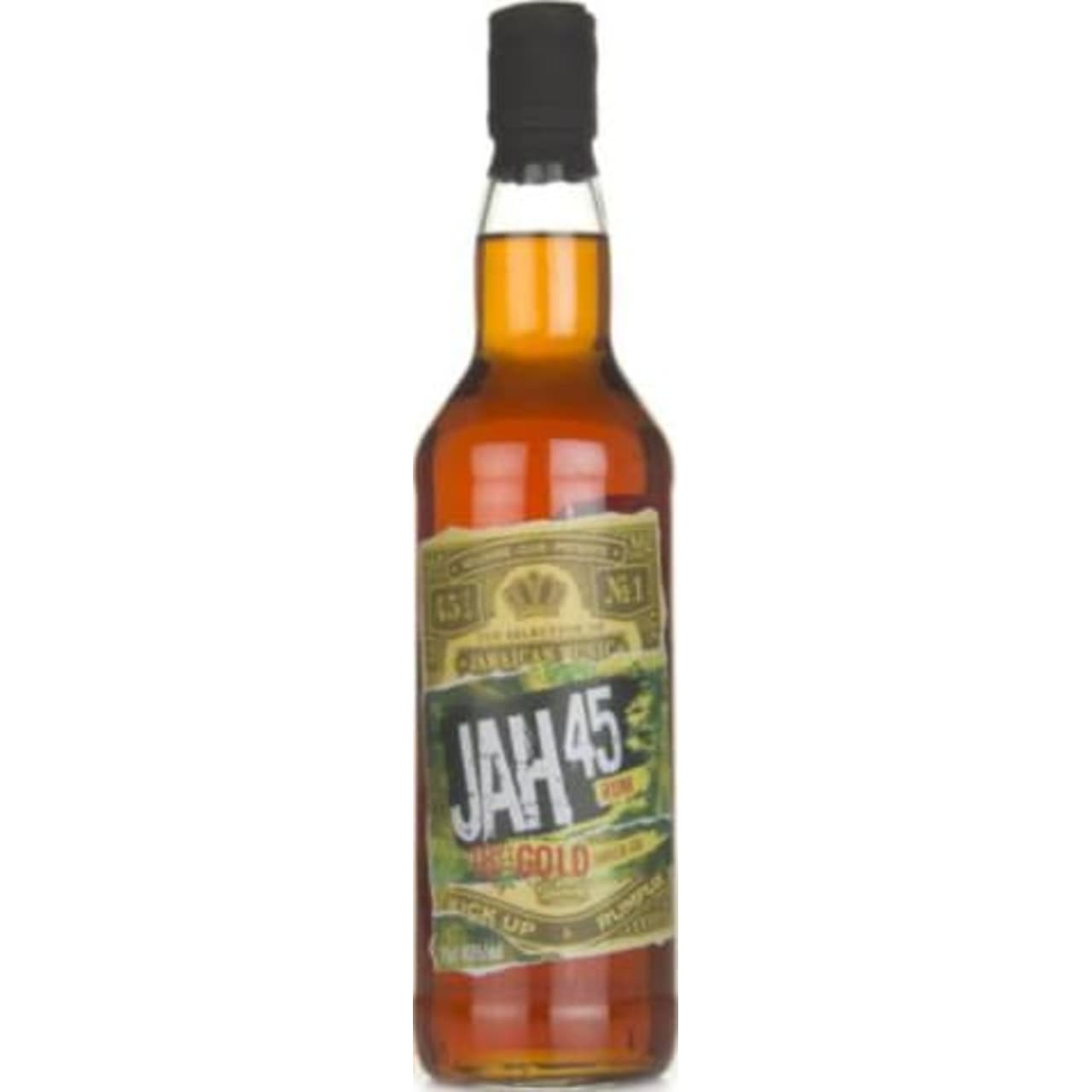 Product Image - JAH45 Dark Rum