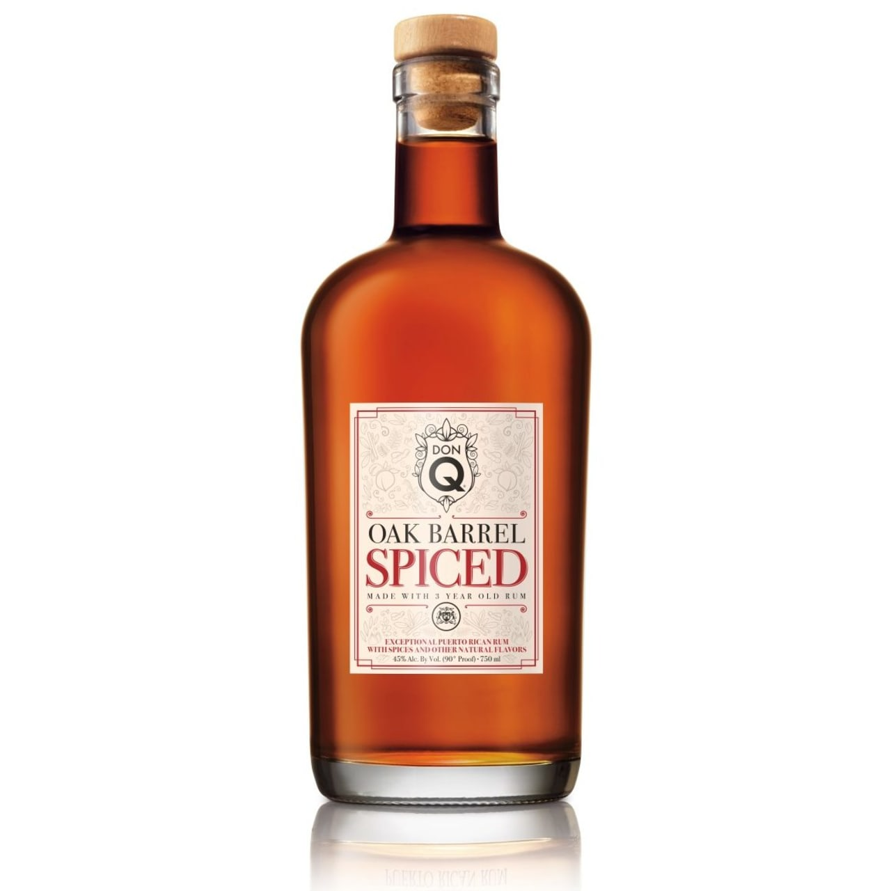 Product Image - Don Q Oak Barrel Spiced Rum
