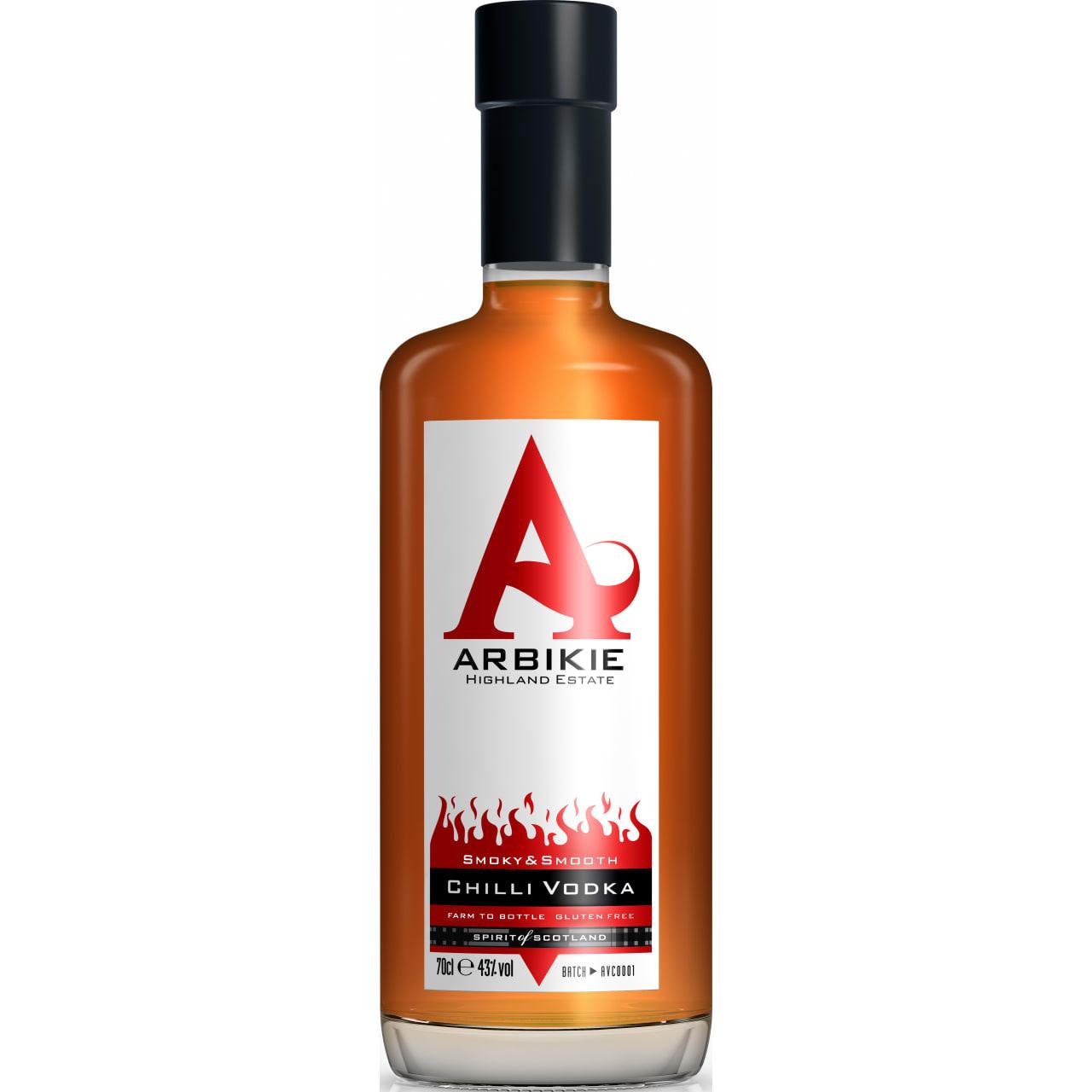 Product Image - Arbikie Chilli Vodka