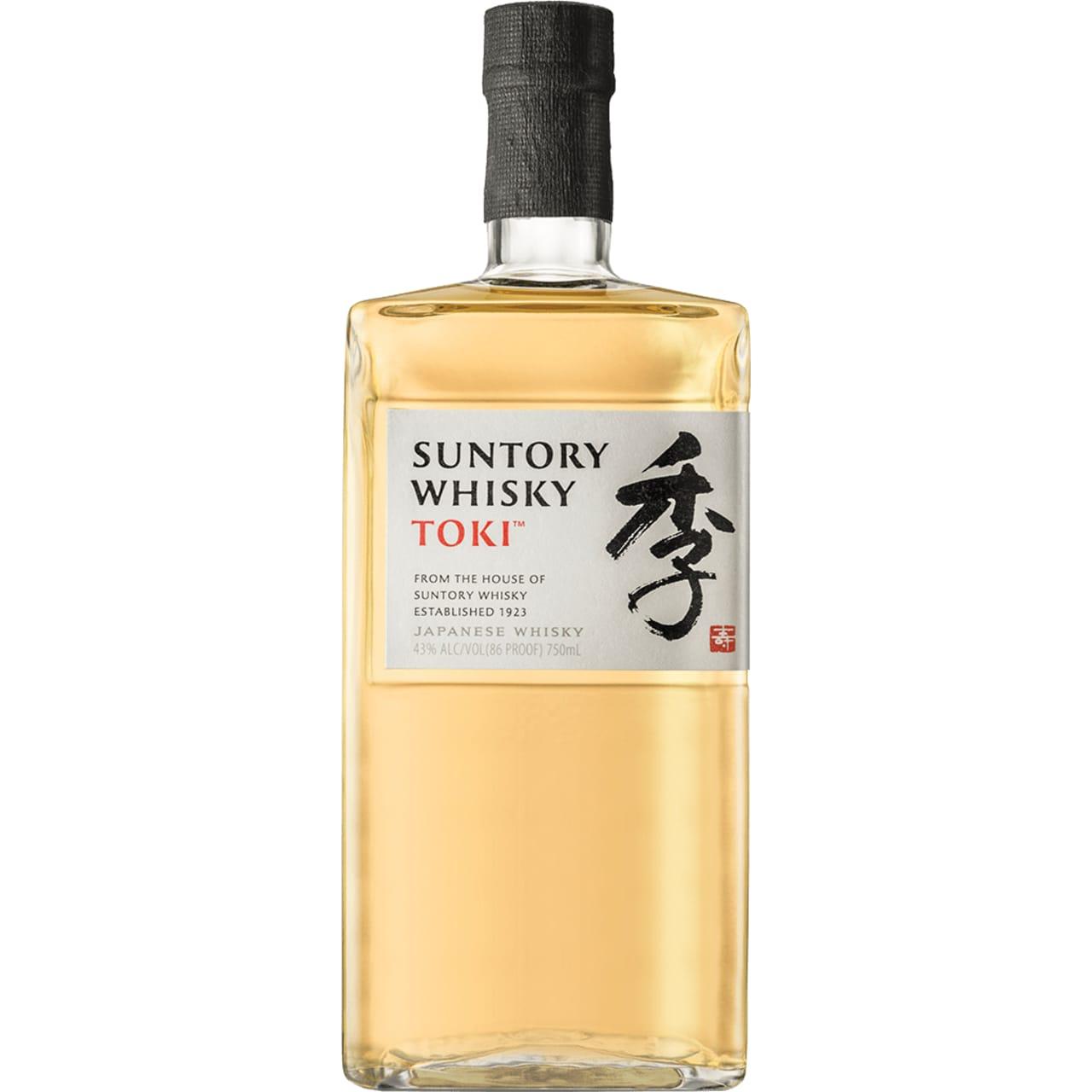 Product Image - Suntory Toki Whisky