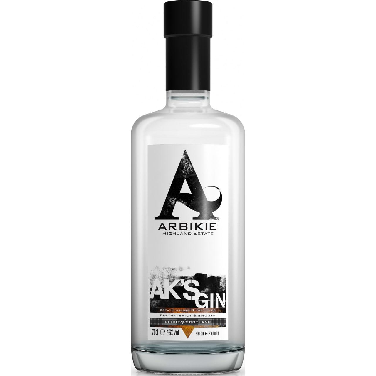 Product Image - Arbikie AK's Gin