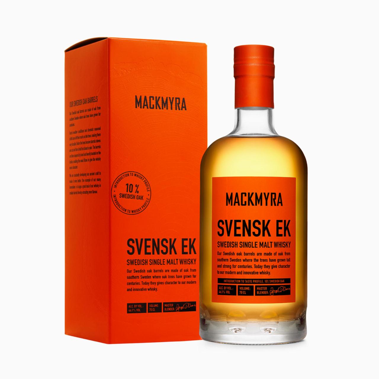 Product Image - Mackmyra Svensk Ek Whisky