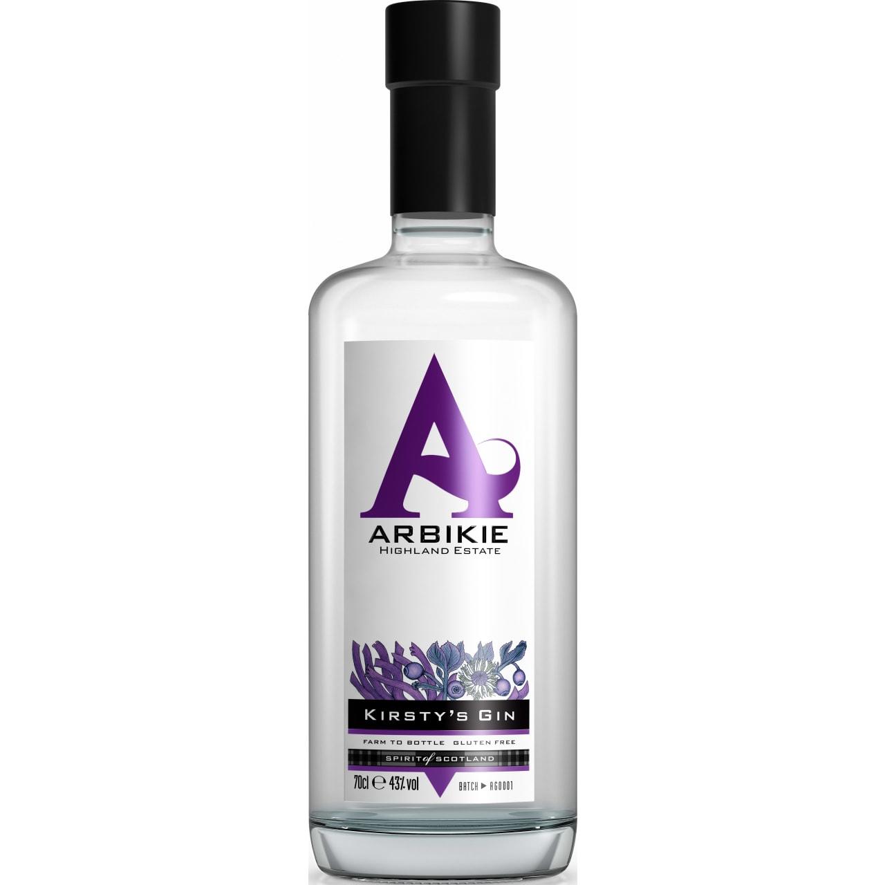 Product Image - Arbikie Kirsty's Gin