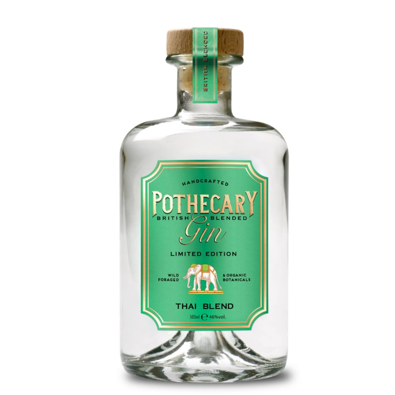 Product Image - Pothecary Gin Thai Blend