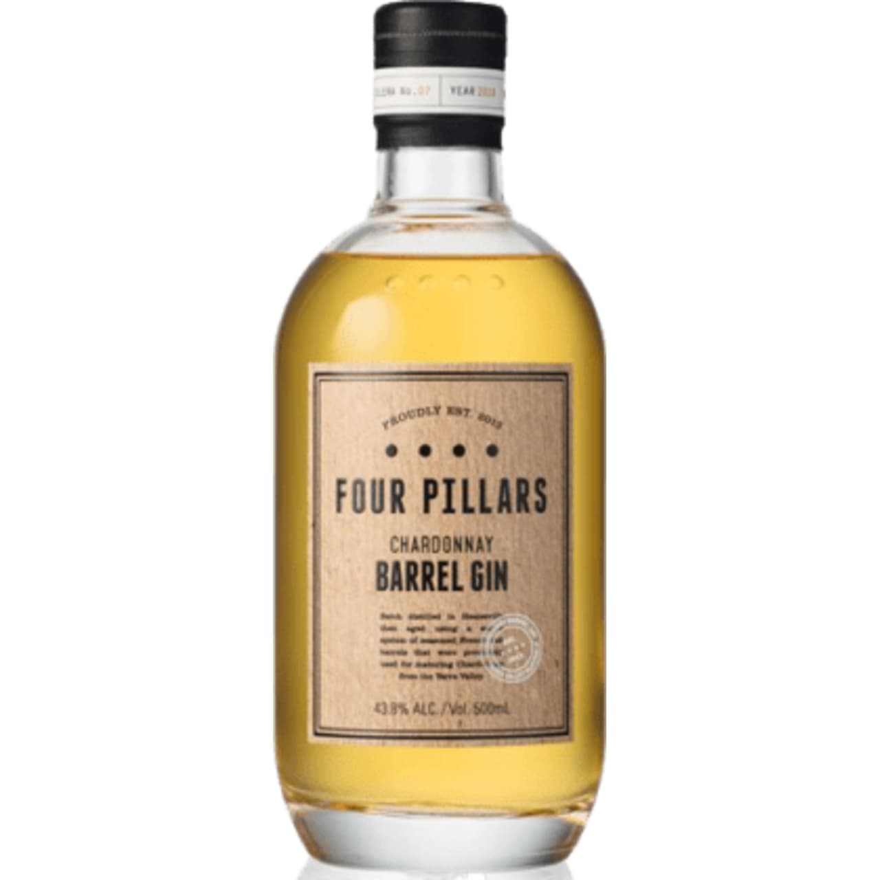 Product Image - Four Pillars Chardonnay Cask Gin