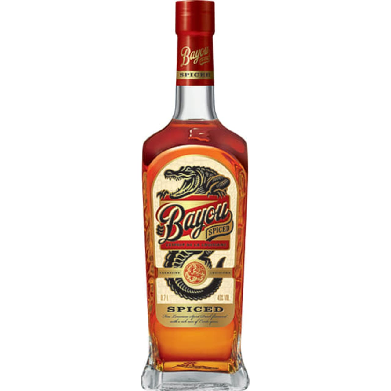 Product Image - Bayou Spiced Rum