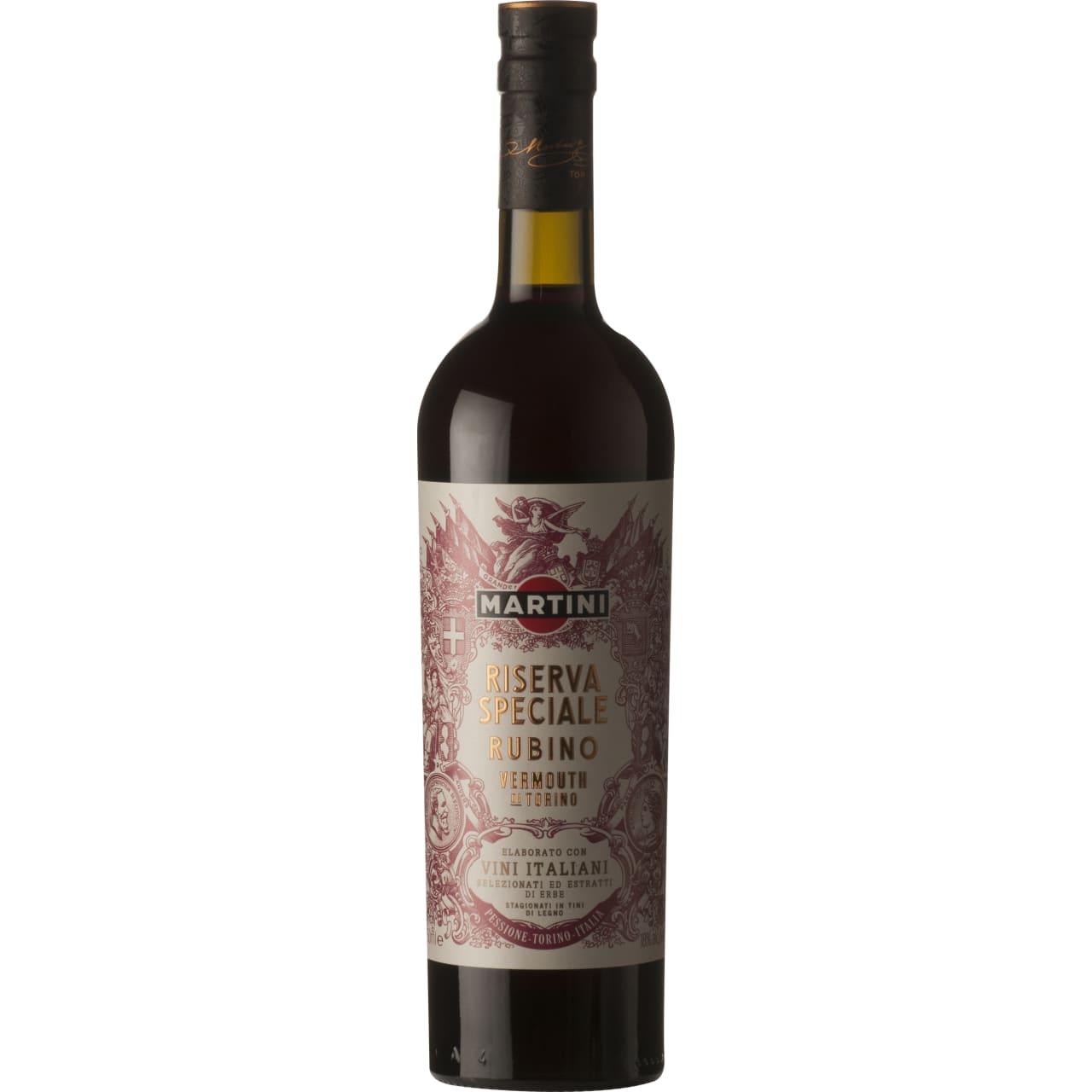Product Image - Martini Riserva Speciale Rubino
