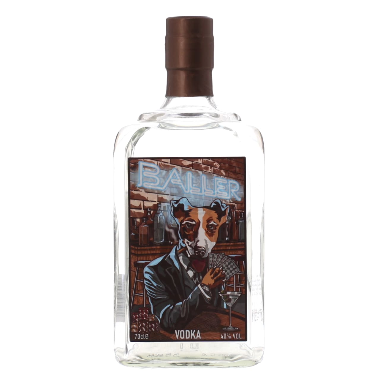 Product Image - Baller Vodka