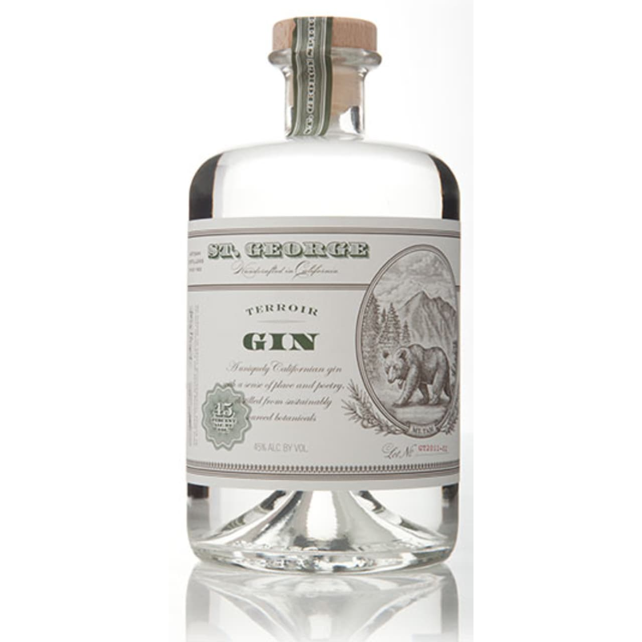 Product Image - St. George Terroir Gin