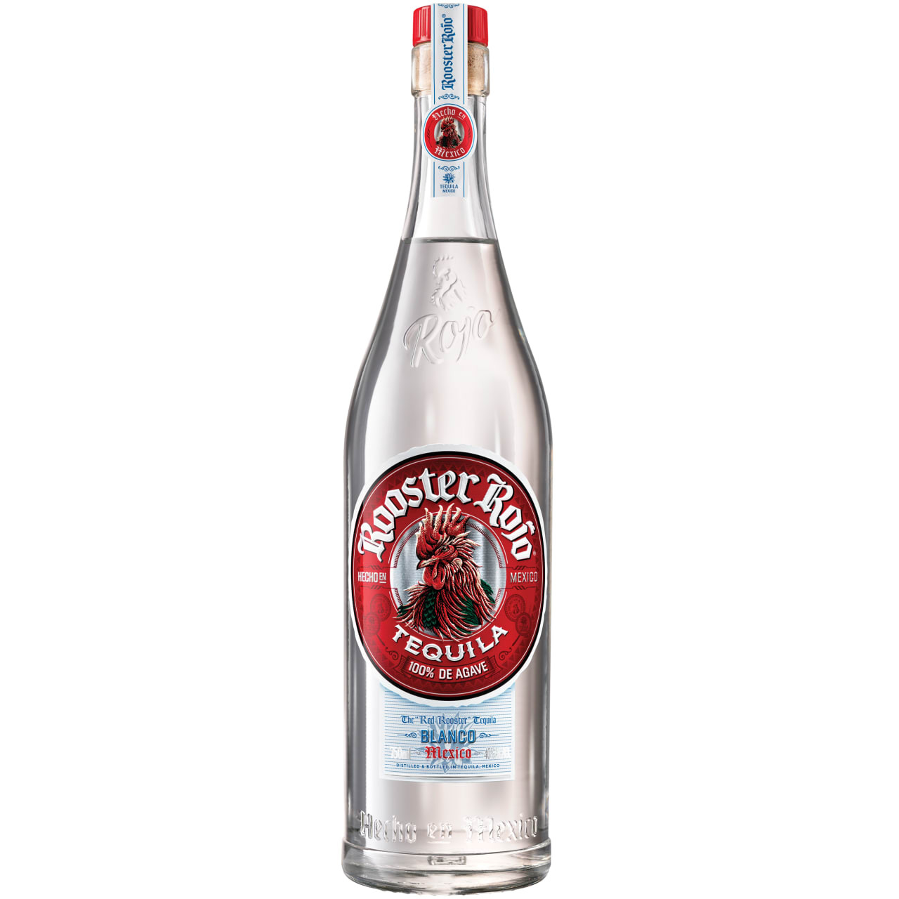 Product Image - Rooster Rojo Blanco Tequila