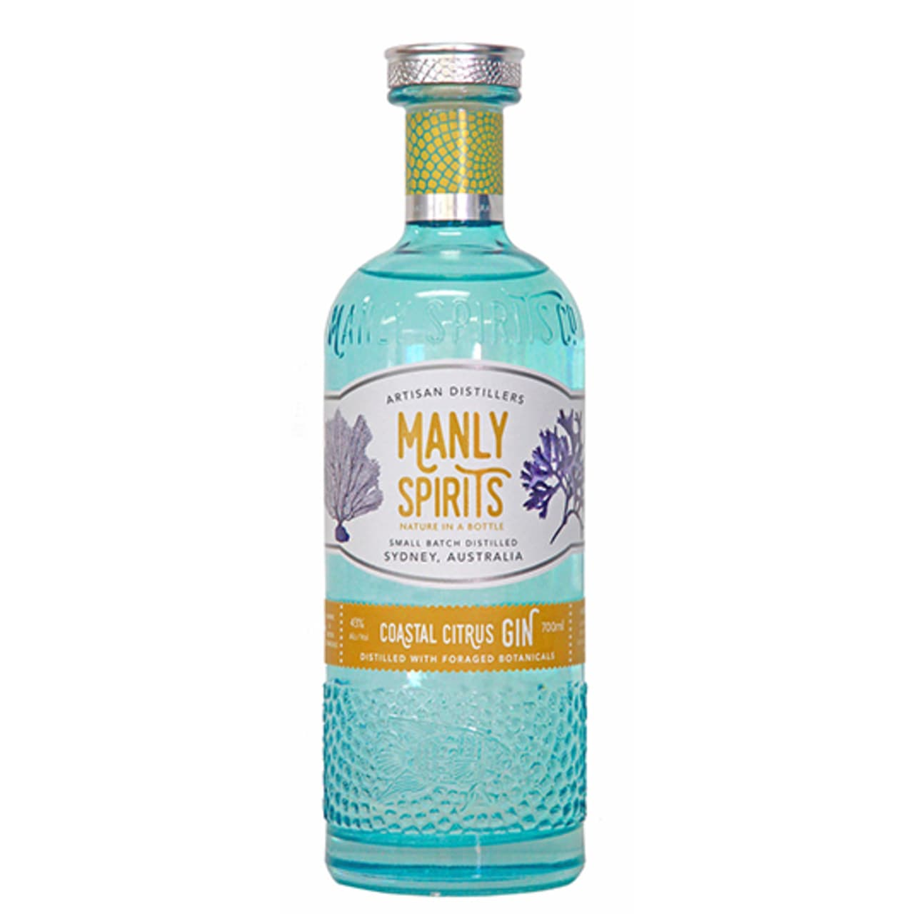 Product Image - Manly Spirits Co. Coastal Citrus Gin