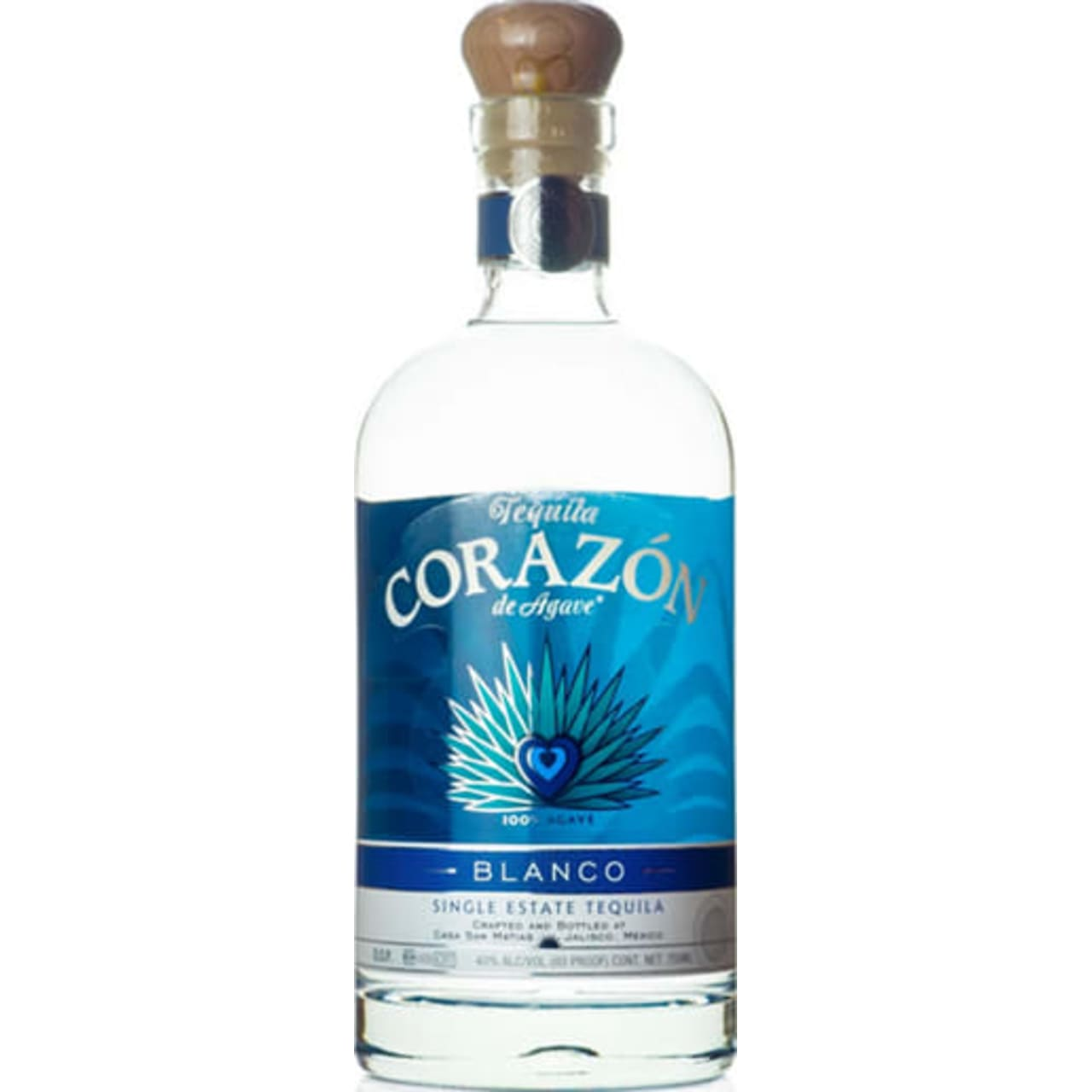 Product Image - Corazón Blanco Tequila