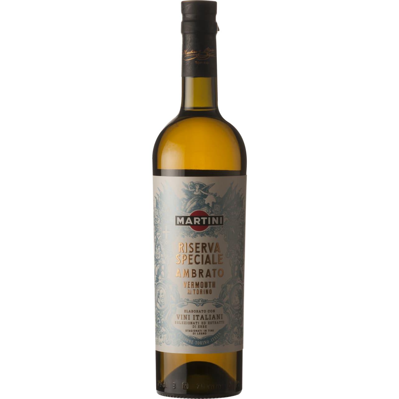 Product Image - Martini Riserva Speciale Ambrato Vermouth