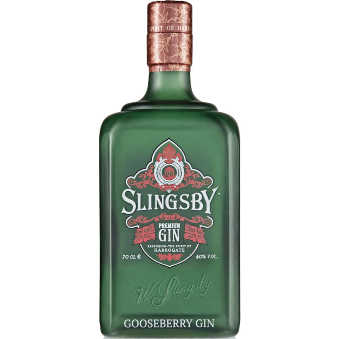 Product Image - Slingsby Gooseberry Gin
