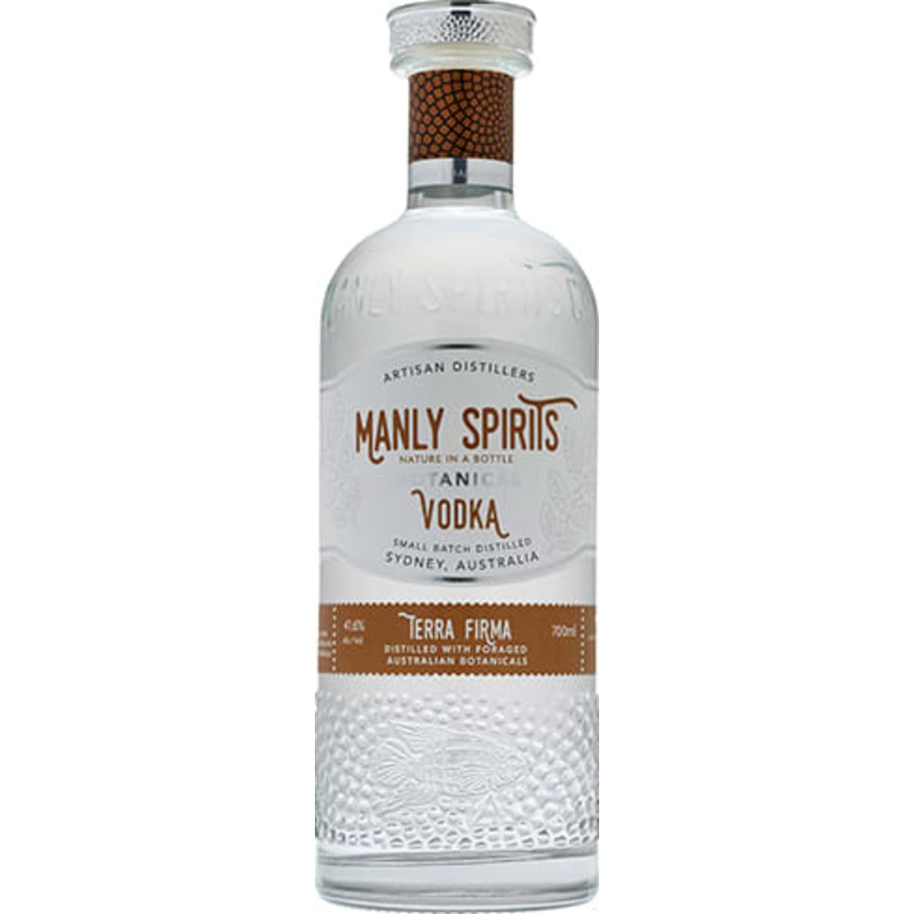 Product Image - Manly Spirits Co. Terra Firma Botanical Vodka