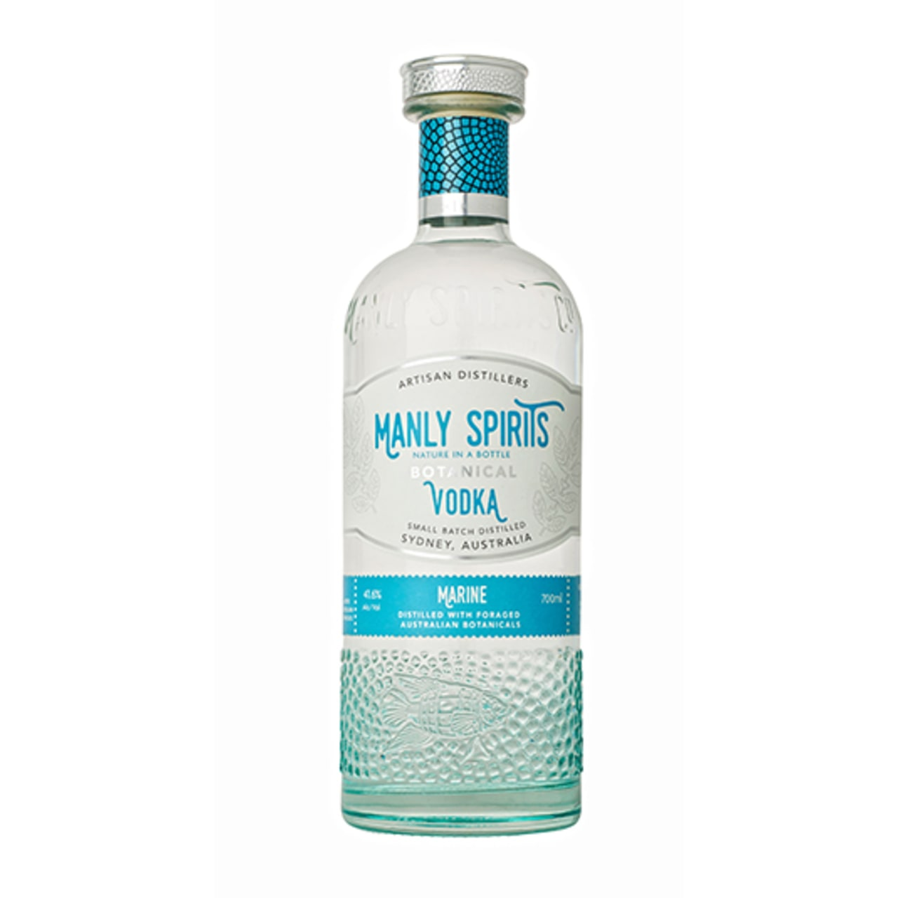 Product Image - Manly Spirits Co. Marine Botanical Vodka