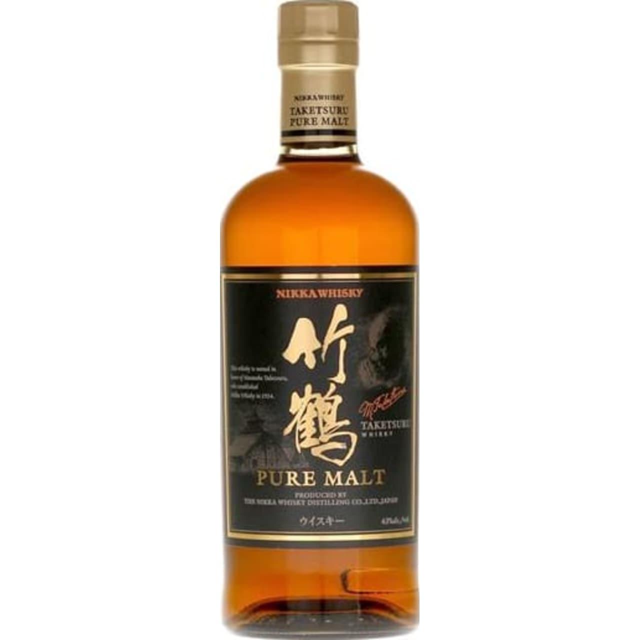 Product Image - Nikka Taketsuru Pure Malt Whisky