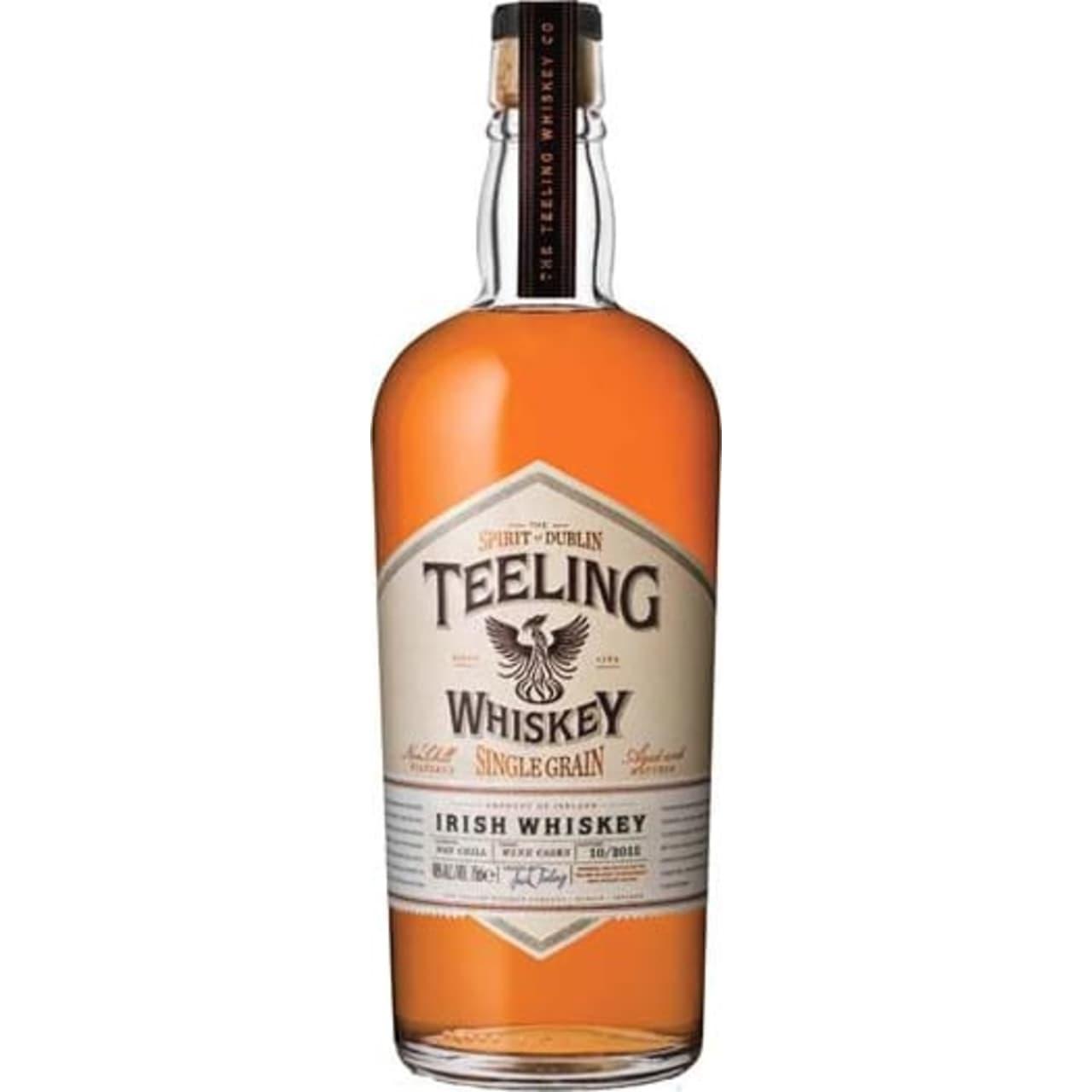 Product Image - Teeling Single Grain Whiskey