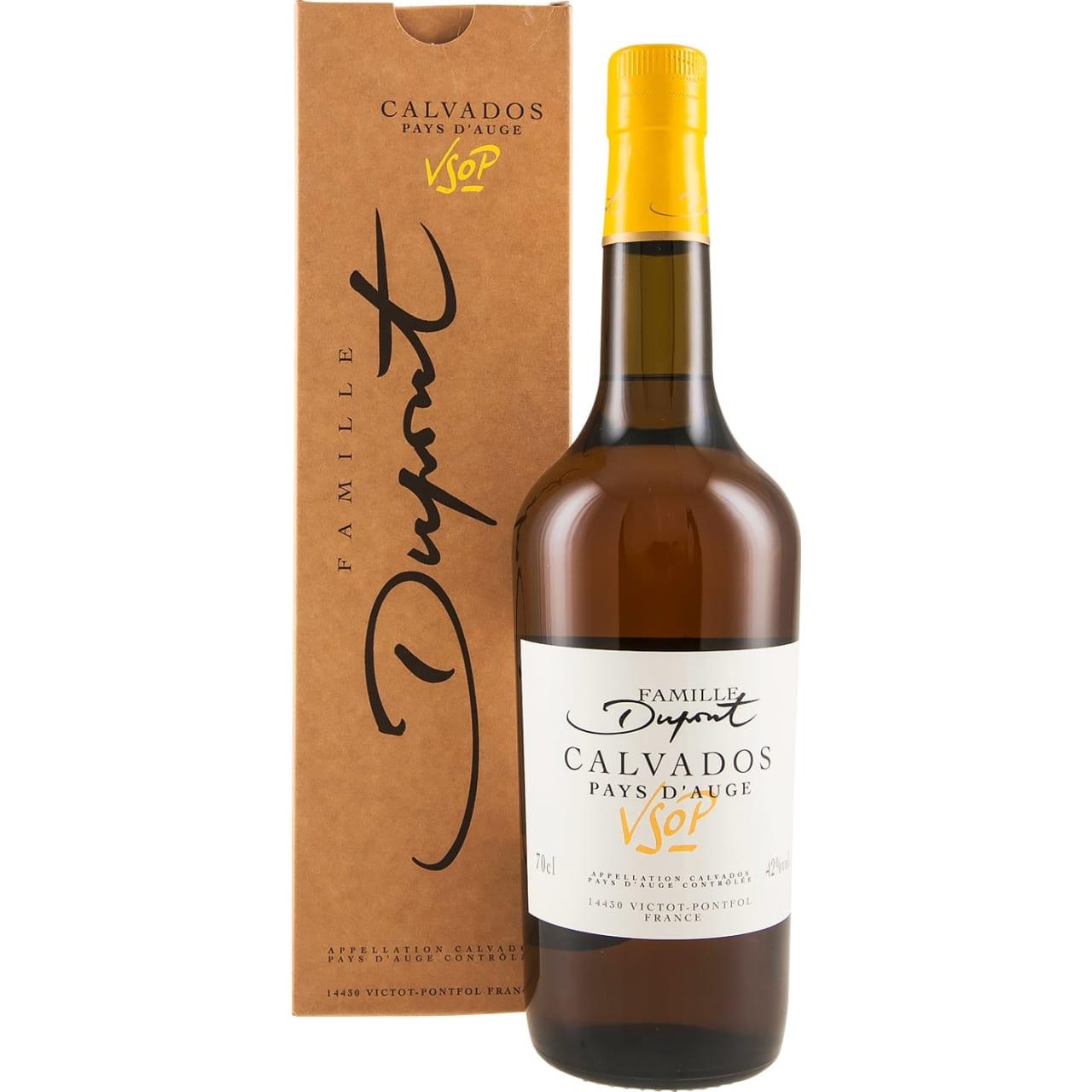 Product Image - Dupont VSOP Calvados