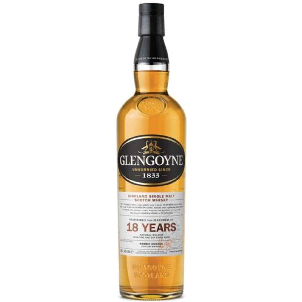 Product Image - Glengoyne 18yo Highland Single Malt