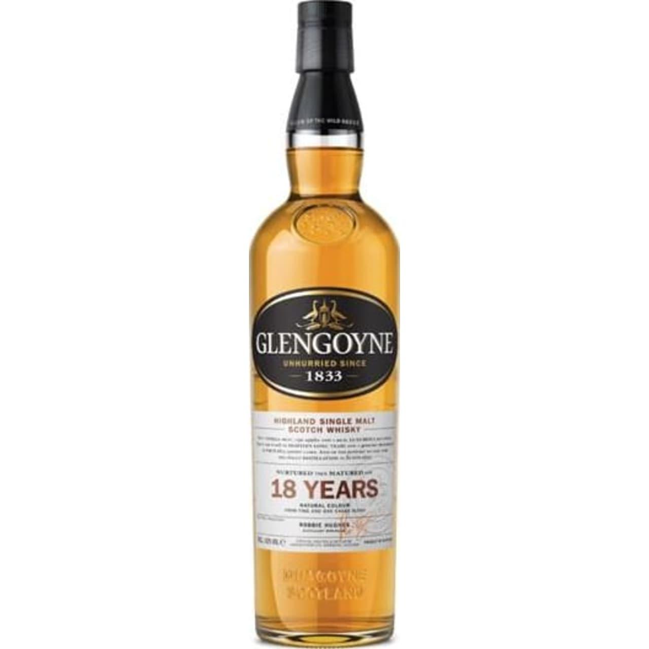 Product Image - Glengoyne 18yo Highland Single Malt