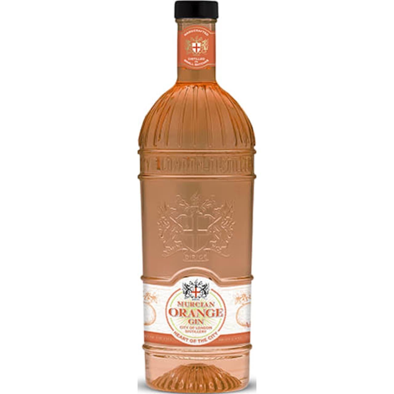 Product Image - City of London Murcian Orange Gin