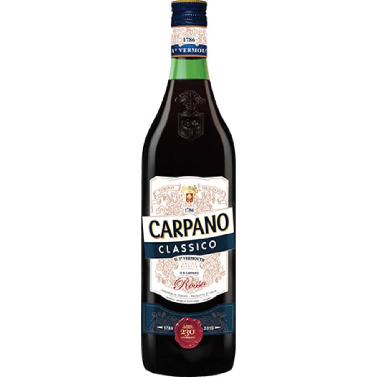 Product Image - Carpano Classico Vermouth