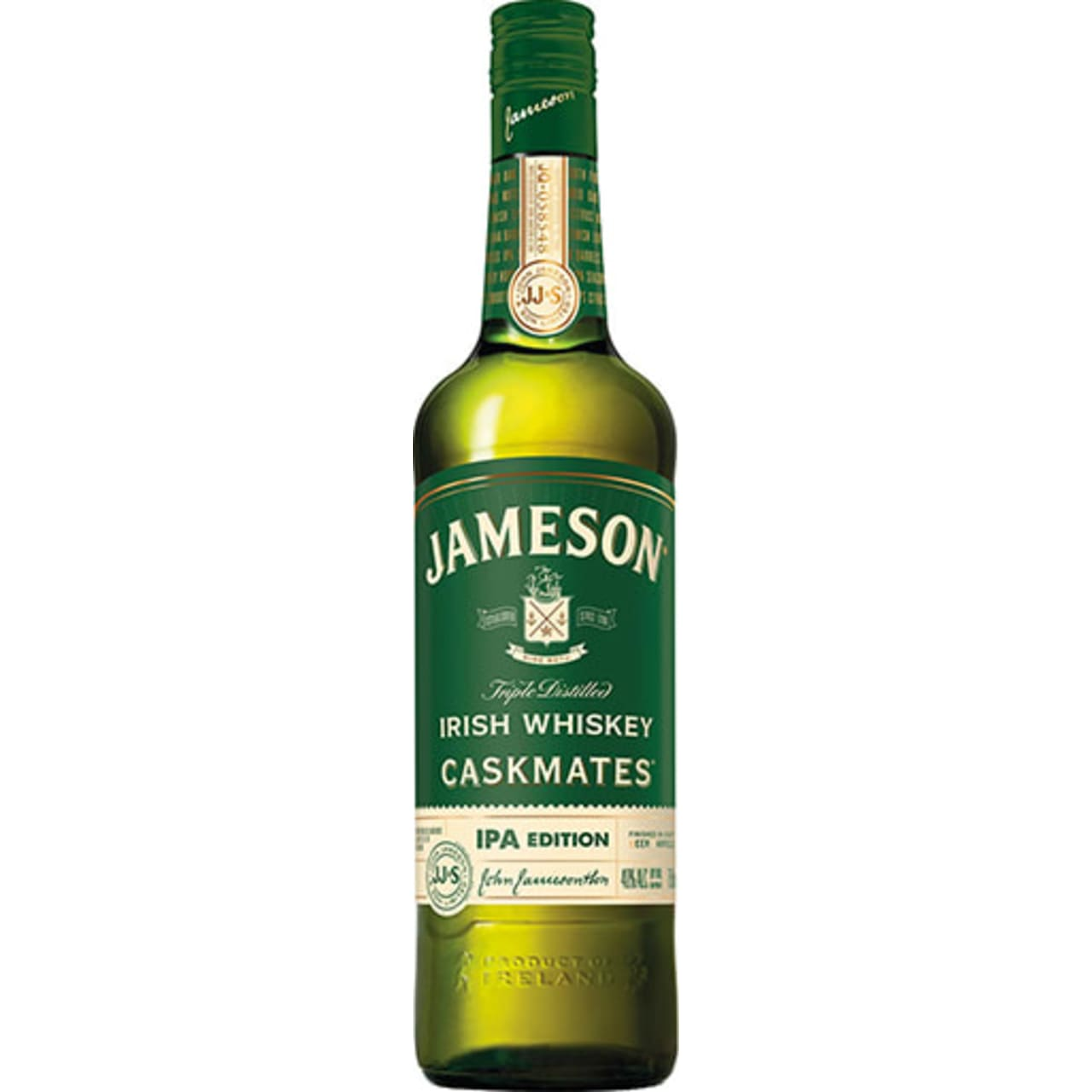 Product Image - Jameson Caskmates IPA Edition Whiskey