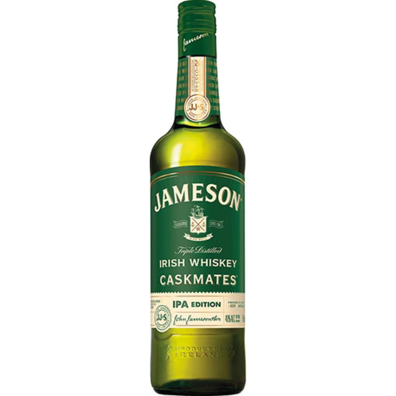 Product Image - Jameson Caskmates IPA Edition Whiskey