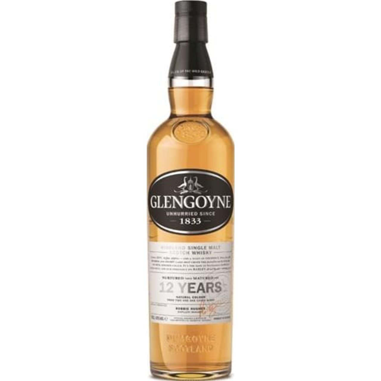 Product Image - Glengoyne 12yo Highland Single Malt