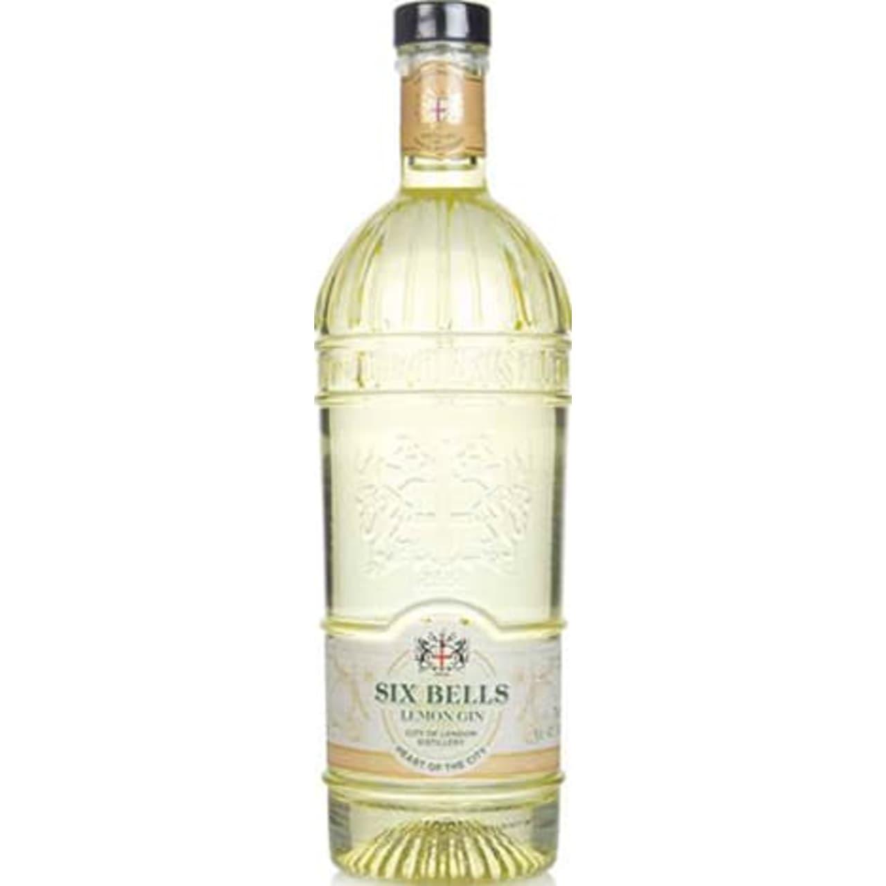 Product Image - City of London Six Bells Lemon Gin