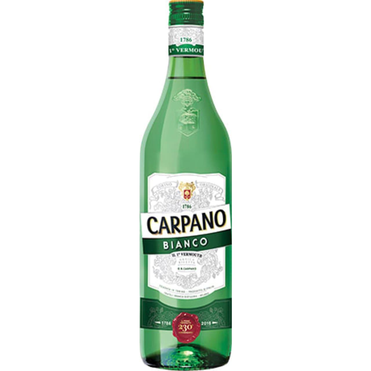 Product Image - Carpano Bianco Vermouth