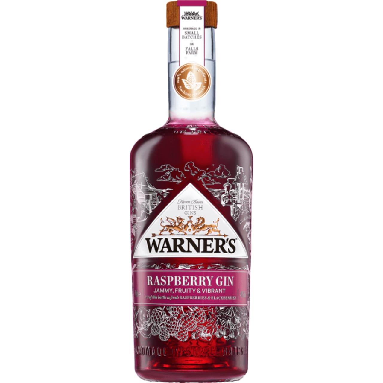 Product Image - Warner's Raspberry Gin